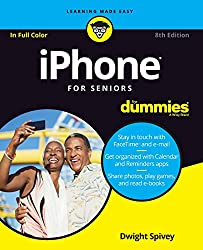 Image of the product NEW   iPhone For Seniors that is listed on the catalogue brand of For Dummies.