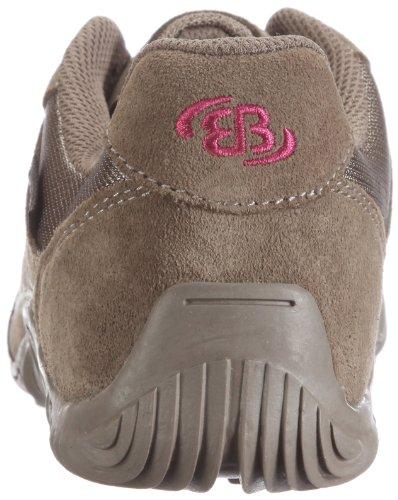 Bruetting Racewalk 191127 - Zapatillas de deporte para andar de ante para mujer Gris