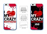 Best BleuReign Friend Iphone 6 And 6 Plus Cases - BleuReign(TM) Set Of 2 I Love My Crazy Review
