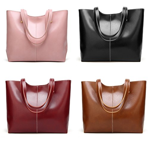 Donne Borse Retro Top Tote Pelle Republe Borsa Streamline Ragazze In Pouch Nero Tracolla gestire Femminili Messenger Bag Pu 0ttOgwzq
