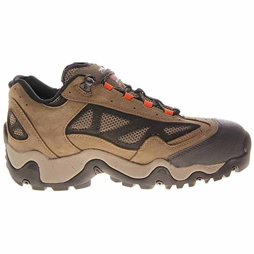 Timberland Pro Mens Gorge Mpo Esd Punta In Acciaio Oxford Marrone Nabuk