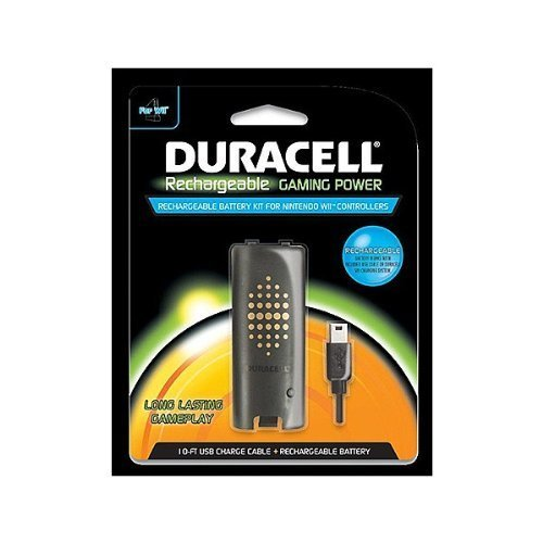 Price comparison product image Duracell Wii Battery Charger