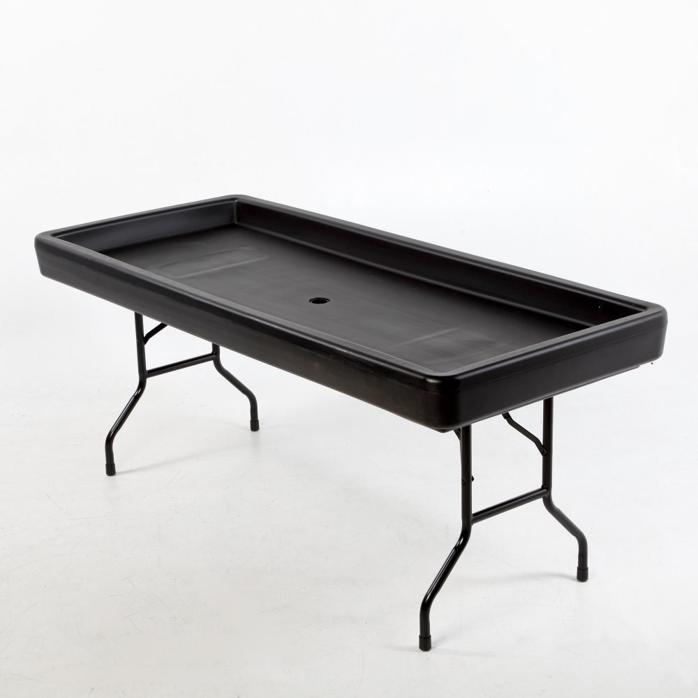 The Little Chiller Party Table - Black