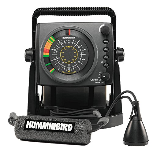Humminbird ICE 35 Ice Fishing Flasher Marine , Boating Equipment (Ice Transducer 19)