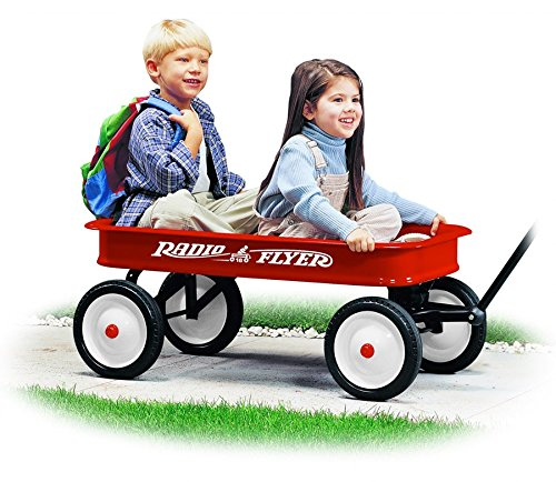 Radio Flyer - Classic Red Wagon, Active Play Set, Educational Toys, 2017 Christmas Toys by ACTIVE-PLAY-SET