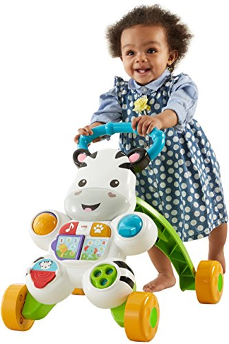 Fisher-Price Learn with Me Zebra Walker by Fisher-Price (Image #5)