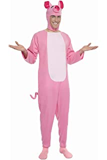 Atosa-73913 Disfraz Cerdo, color rosa, M-L (73913): Amazon ...