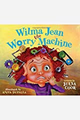 Wilma Jean - The Worry Machine Paperback