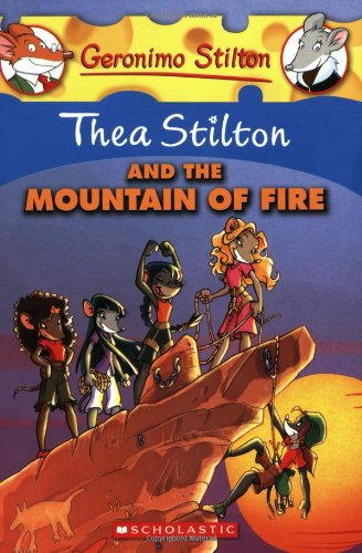 Thea Stilton and the Mountain of Fire (Geronimo Stilton Special (Comic Con Characters)