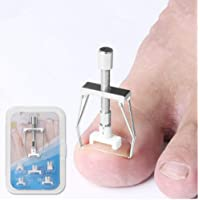 TOSSPER Uña del Dedo del pie uña Recuperar