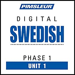 Swedish Phase 1, Unit 01