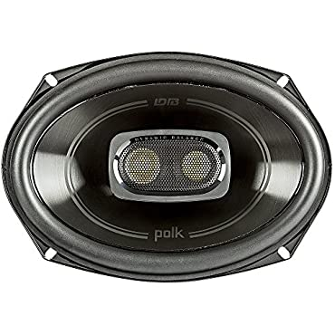 Polk 6x9 Inch 450W 3-Way Car/ Boat Coaxial Stereo Audio Speakers Marine | DB692