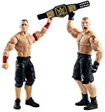 WWE Summer Slam John Cena and Brock Lesnar Figure (2 Pack)