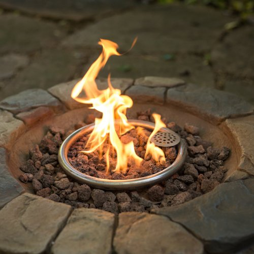Red Ember 28 In Clarksville Propane Campfire Fire Pit Best Prices