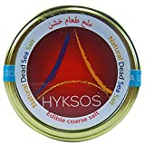 Hyksos Edible Coarse Salt Chief Series - 8.8oz / 250g