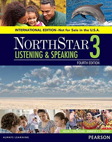 NorthStar Listening and Speaking 3 SB, International Edition: Listening & Speaking