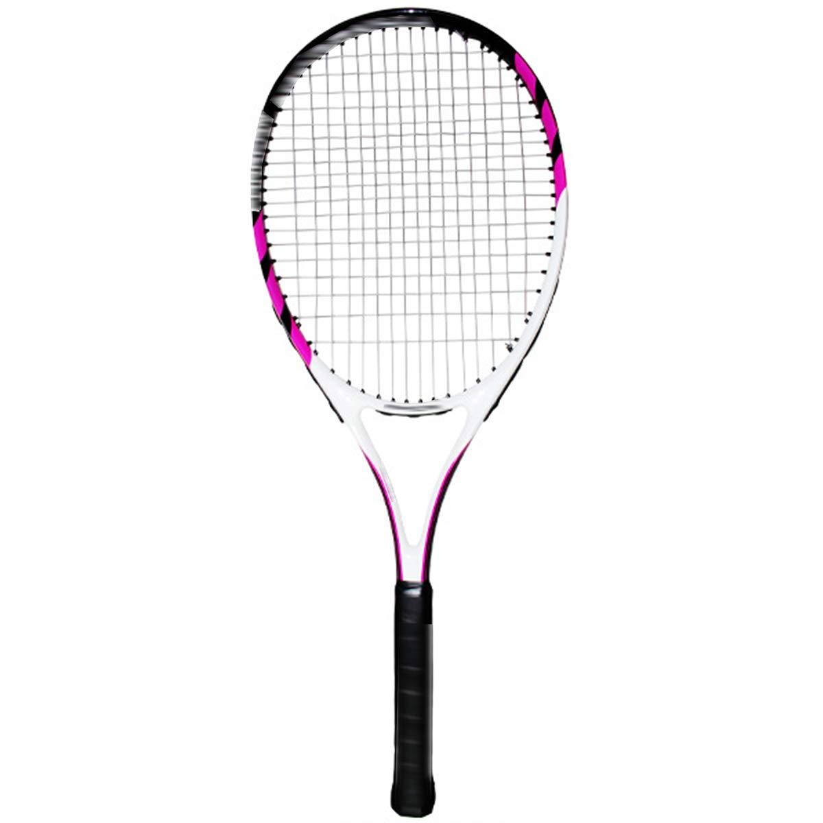 Raquette De Tennis Professionnelle De Haute Qualité Résistante à L'usure Et Résistante Aux Unisexes Ultra Légère Mono-coup En Composite De Carbone