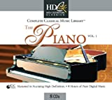 The Piano Vol. 1: Complete Classical Music Library (High Definition Classics)