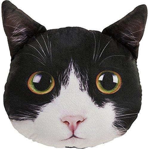 Pet Faces Tuxedo Cat Pillow All Cat Things
