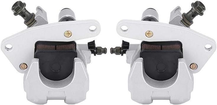 BGTR Accesorios de la motocicleta 2pcs frontal de pinza de ...