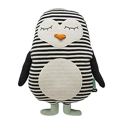 oyoy Living Almohada y peluche Pingo el pingüino
