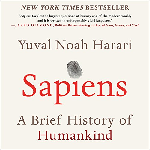 - Sapiens: A Brief History of Humankind