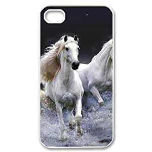 Custom New Cover Case for iPhone 6 plus 5.5, Galloping Horse Phone Case - HL-R670337