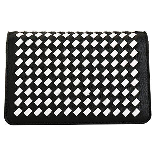 Women KNUS Designer Cross Bags body Fashion Pu for Shoulder Bag Leather Handbags 77qwtRg
