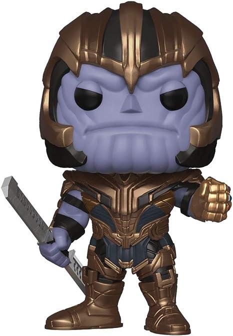 Pop! Bobble: Avengers Endgame: Thanos: Amazon.es: Juguetes y juegos