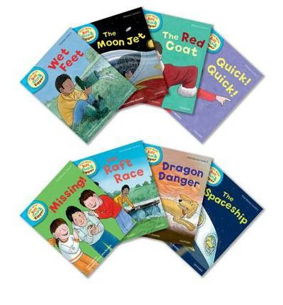 Oxford Reading Tree Read with Biff, Chip, and Kipper: Level 4: Pack of 8 (Multiple copy pack) - Common pdf epub