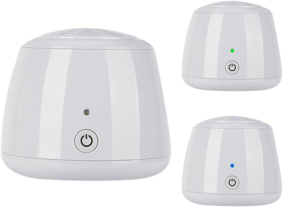 Mini purificador de aire, ZITFRI ionizador ozonizador de aire ...