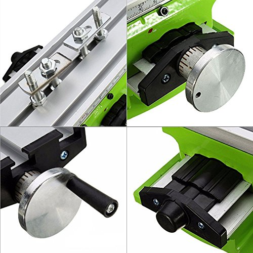 Multifunction Worktable Milling Working Table Milling Machine Compound Drilling Slide Table For Bench Drill By BEAUTY STAR by Beauty Star (Image #4)