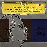 Wolfgang Amadeus Mozart - Klavierkonzerte A-Dur KV 488 Und C-Moll KV 491 - Deutsche Grammophon - 138645SLPM Near Mint (NM or M-)/Near Mint (NM or M-) LP
