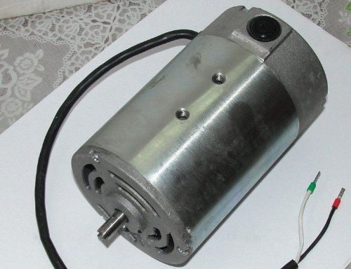 Gowe Mini Lathe Motor 400W for 300mm distance