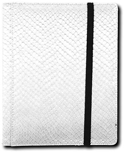 Vallejo Paint LGNBN4DHW Dragon Hide 4 Pocket Binder  White by Vallejo Paint
