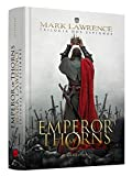 capa de Emperor of Thorns
