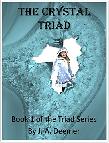The Crystal Triad (The Crystal Triad Series Book 1) (Free Kindle Books Crystals compare prices)