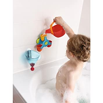 HABA Kugelbahn Badespaß Wasserparcours Wasserspielzeug Badespielzeug 301799# Badespielzeug