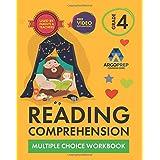 4th Grade Reading Comprehension Workbook: Multiple Choice Workbook by ArgoPrep