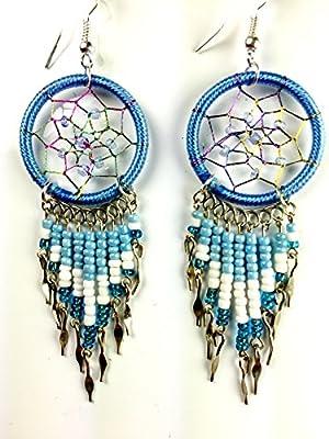 Handmade Dream Catcher Earrings