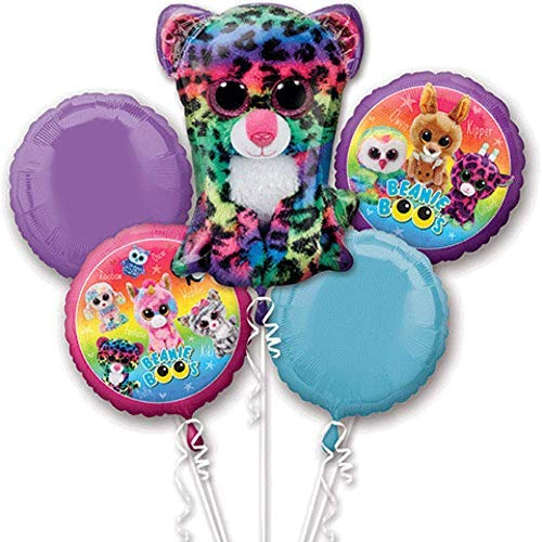 ANAGRAM INTERNATIONAL 3810401 Foil Balloon Bouquet Various Multi ()