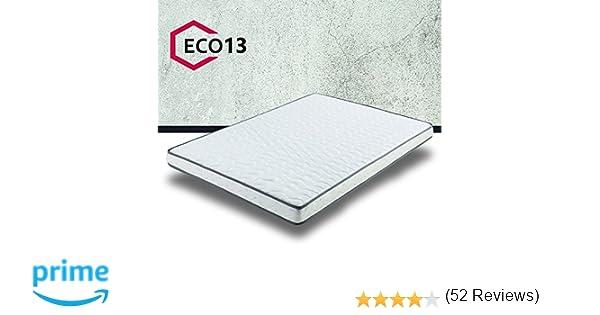 Due-home (Eco13) Colchón Juvenil ergómico Eco 13, 90x190: Amazon.es: Hogar