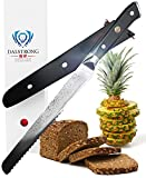 DALSTRONG Bread Knife - Shogun Series - VG10 Review and Comparison