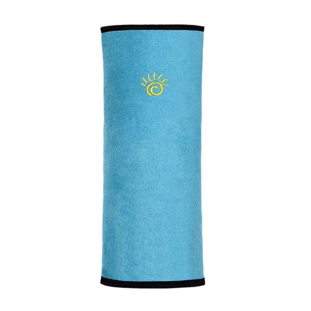 yyuezhi Seggiolino auto Cintura Spallina Protezione per la Cintura pad blu Protezione Rimovibile Cuscino da Viaggio per Bambini pad Sacco a Pelo auto Cintura di Sicurezza Seggiolino per Bambini