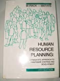 img - for Human Resource Planning : A Pragmatic Approach to Manpower Staffing and Development (3rd ed) book / textbook / text book