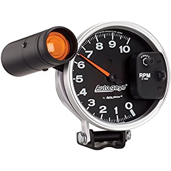 51XydlFVJTL._SL500_AC_SS350_ amazon com auto meter 2300 autogage tachometer automotive Auto Meter Shift Light at gsmx.co