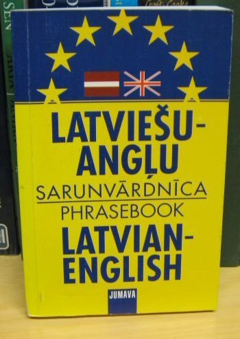 9984506827 - J. Sillis: Latvian English Phrasebook: With English Latvian Vocabulary - Grāmatas