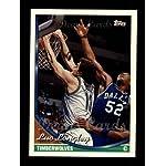 Luc Longley Autographed Jersey - #13 Black Coa - Autographed NBA ...