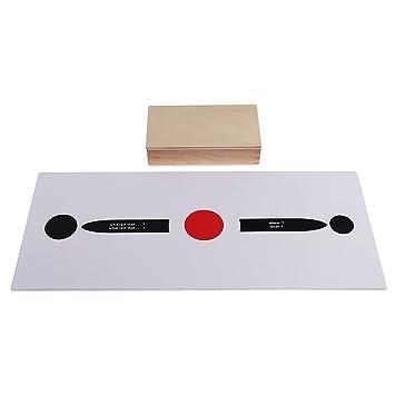 Sharplace Montessori Buchstaben Box Set