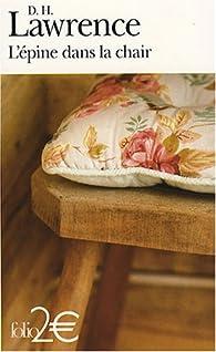 L'épine dans la chair par D.H. Lawrence